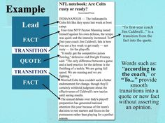 Common Core Expository News Writing Tutorial and Activities: A news writing presentation with several student activities and tons of examples and models for students. This IS included in my Journalism Writing & Planning Bundle. Help Teaching, Teaching Writing, Teaching Resources, Teaching Ideas, Common Core Writing, Common Core Ela, Expository Writing, Essay Writing, Essay Prompts