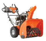 Husqvarna ST Two-Stage Self-Propelled Gas Snow Blower with Push-Button Electric Start; Headlight(s); Heated Handles at Lowe's. Husqvarna ST two-stage electric start gas snow blower with heated handles and headlight. Electric Snow Shovel, Electric Snow Blower, Gas And Electric, Snow Shovel With Wheels, Gas Snow Blower, Snow Removal Equipment, Husqvarna, Canadian Tire, Outdoor Gardens