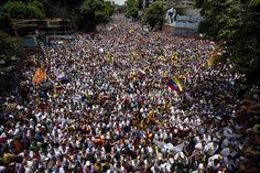 Unidad inició este sábado 1.356 caminatas diarias en todo el país por el Revocatorio - La Patilla (Comunicado de prensa) (Registro)
