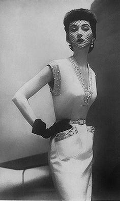 Image result for couture 1940s dresses