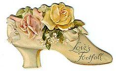 Love's Footfall