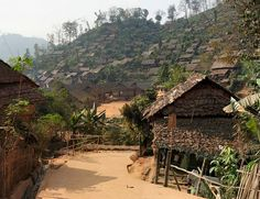 Mae La refugee camp (in Thailand for people groups fleeing Burma) i have actually been n stayed her when i was 14 wit aunty danet she was workmg ther supplying school books and many other things ❤ e k todd