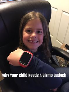 Why Your Child needs a LG Gizmo Gadget!