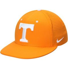 4d0a15b5e339 Men s Nike Tennessee Orange Tennessee Volunteers True Vapor Performance  Fitted Hat