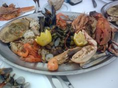 Fotografía: Patricia Sampaio Paella, Shrimp, Madrid, Turkey, Meat, Ethnic Recipes, Food, Boating, Mussels