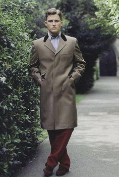 Covert Coat - New & Lingwood