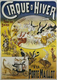 Cirque d'Hiver - Paris