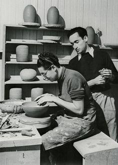 Otto and Gertrud Natzler
