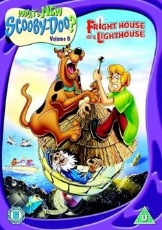 What's New Scooby Doo : Vol. 9 - Fright House Of A Lighthouse [DVD] Scooby Doo Images, Scooby Doo Movie, Scooby Doo Mystery Inc, Scooby Doo Pictures, New Scooby Doo, Kid Movies, Family Movies, Walt Disney, Running Cartoon