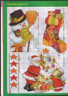 Cross stitch Christmas *