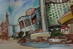 Carmen Stanescu - Google+ Sign, Google, Painting, Art, Watercolor Painting, Art Background, Painting Art, Kunst, Signs