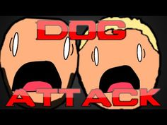 Dog Attack (Bereghostgames Animated) - YouTube