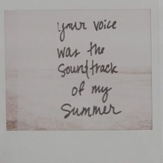 ImageFind images and videos about love, summer and quotes on We Heart It - the app to get lost in what you love. The Words, Pretty Words, Beautiful Words, Poetry Quotes, Me Quotes, Blabla, Love You, My Love, Quote Aesthetic