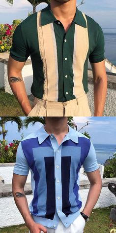 Men's print polo design shirts, new arrival, wear your wonderful clothes, big discount on sale, free shipping on order $59. Shop now! #men #polo #shirts #clothing