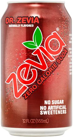 Zevia Soda Review and Giveaway 5 Winners!