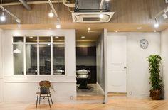 Ameria/Osaka|サロン制作事例|SALON|美容室(サロン)の設計・内装・インテリア≪タフデザインプロダクト≫