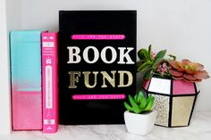 DIY Piggy Bank made from a Book – 2 Ways! | Karen Kavett