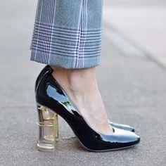 soldZara court heel with clear heel detailsNWT Black Court Shoes, Court Heels, Patent Shoes, Pump Shoes, Shoes Heels, Stiletto Pumps, High Heel Pumps, Cinderella Shoes, Clear Heels