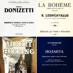Vamos começar... mas por onde??  #opera #next #RobertoDevereux #LaBoheme #AlbertHerring #Iolanta #mãonamassa #music #sheetmusic #operasinger #baritone #instaclassical by rabello_a