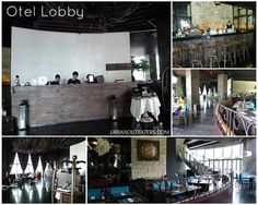 Otel Lobby - Jakarta // urbanouteaters.com