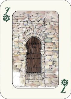 Poterna de la Alcazaba de Málaga