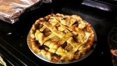 I love to bake #apple #pie. Yummy! www.buffysgoodies.wordpress.com.