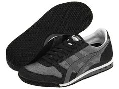 Onitsuka Tiger by Asics Ultimate 81® EXCLUSIVE! Black/Steel Grey - Zappos.com Free Shipping BOTH Ways