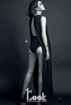 Jang Yoon Joo - 1st Look Magazine Vol.51