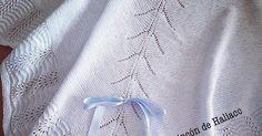 Materiales:     agujas de tejer de nº 2.5 mm   Perlé o lana acorde a las agujas   Lazo     Comenzamos     Empezar con 8 pun... Religion, Diy, Fashion, Cape Clothing, Shawl Patterns, Crochet Baby, Sewing Patterns, Fleece Baby Blankets, Wool Blanket