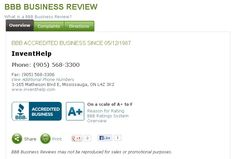 BBB's Business Review for InventHelp, Business Reviews and Ratings for InventHelp in Mississauga, ON.