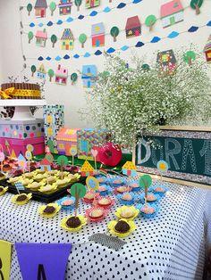 festa infantil handmade