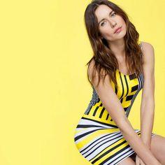 Robe Yellow, Charlott lingerie