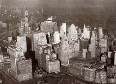 NYC early 1900's