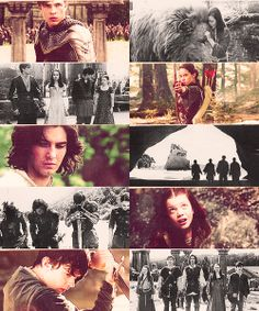 MOVIES ❥ the chronicles of narnia ; prince caspian Two days ago, I… Narnia Lucy, Aslan Narnia, Narnia Book Series, Chronicles Of Narnia Books, Lucy Pevensie, Edmund Pevensie, Narnia Prince Caspian, Narnia Movies, Power Rangers