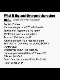 Divergente   KKKKKKKKKKKKKKKKKKKKKKKKKKKKKKK  Peter..  tsc tsc