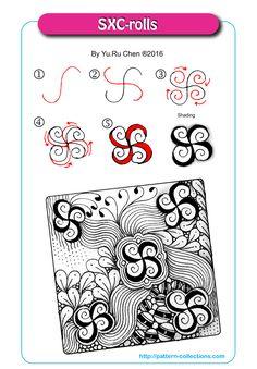 SXC-rolls by Yu Ru Chen