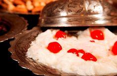 Güllaç #Turkish Dessert