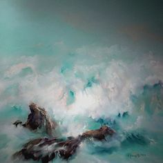 L. A. Frechette Fine Art Gallery - Soft Pastels, Oils, Seascape Paintings, Louise Frechette Artist