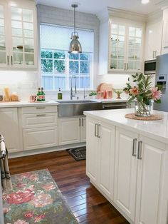 Modern Kitchen Cabinets - CLICK THE PICTURE for Many Kitchen Ideas. 49499269 #cabinets #kitchendesign