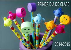 Para los primeros días de clase. Dinámicas, actividades, tutorías, etc Infantil, Primaria, Secundaria, NEE y Compensatoria 2014-2015