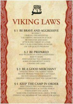 Viking Laws