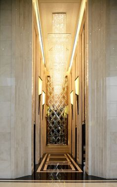 Grande Centre Point Hotel And Residence Sukhumvit – Terminal 21. Interior Lighting Lobby and Amenities by Meinhardt
