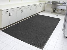 6 x 10' Charcoal Waterhog Mat by Waterhog. $312.00. Waterhog - Soak up snow, water and ice quickly. End wet, slippery floors. Solid rubber nubs prevent carpet from crushing. Non-slip rubber backing. Tough polypropylene fiber system. Waterhog mats in stock!