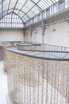 Le jardin suspendu de Kris Ruhs chez Azzedine Alaïa - Exposition