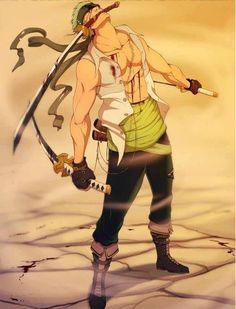 One Piece zoro