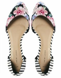 TREND ALERT!! Move Over Ballet Flat - The D'Orsay Is Here! - nzgirl