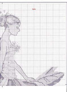 The Feather Fairy - 3/7 Solo Patrones Punto Cruz (pág. 385) | Aprender manualidades es facilisimo.com