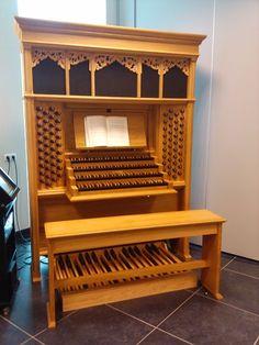 Hauptwerk orgel 1