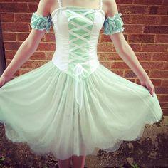 Garden party ballet