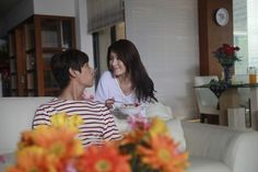 awesome Joo Ji Hoon and Jill Hsu get cozy in stills of 'Criminal of Love'